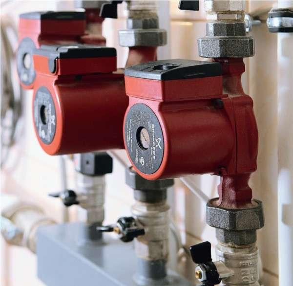 Насосы в системе водяного отопления