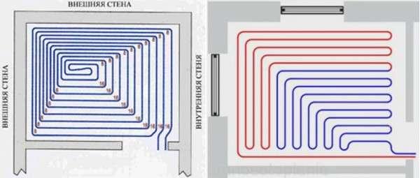 Особенности укладки труб в краевых зонах