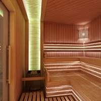 Баня с теплыми полами – доступный комфорт!
