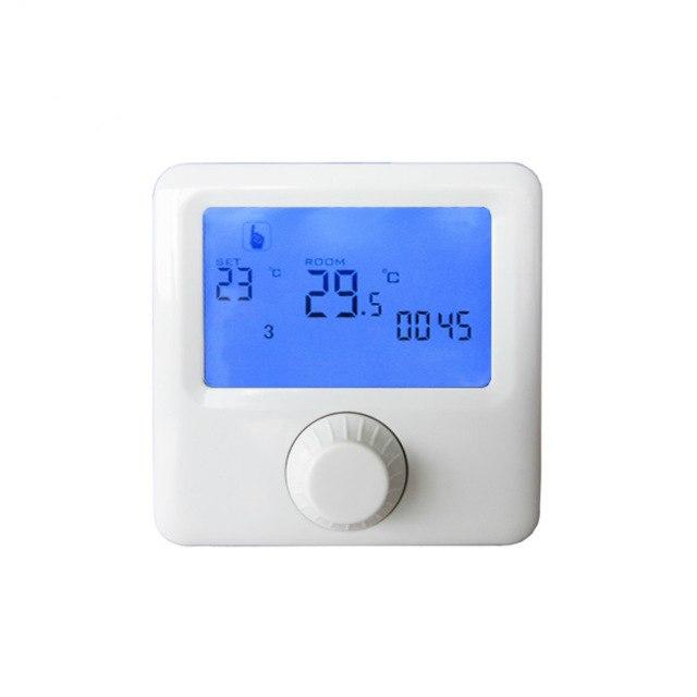 Номер теплые полы Термостат Температура контроллер для полов с подогревом цифровой программируемый 220 В 16a