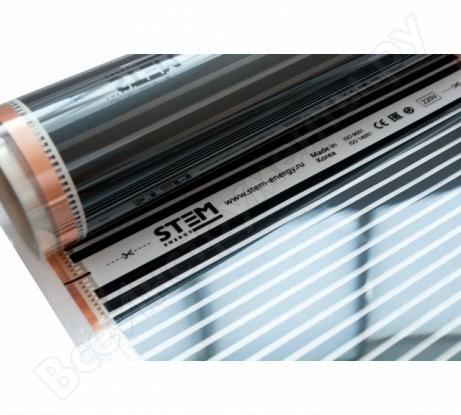 Инфракрасный теплый пол STEM ENERGY Комплект ИК SE-02 Standart КОМ159