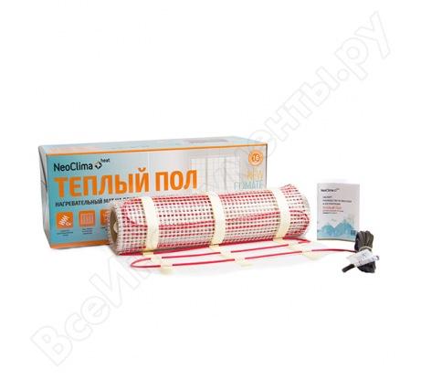 Нагревательный мат Neoclima N-TM 375/2.5