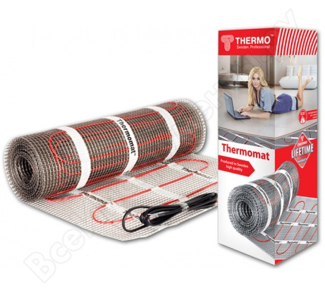 Термомат Thermo TVK-180 5 м.кв комплект без регулятора 7350049070469