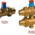 Оборудование теплого пола термостатическим двухходовым клапаном